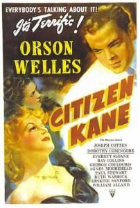 yurttaş Kane Poster