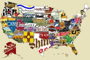 Buda her eyaletin en iyisi haritası